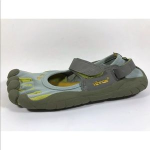 Vibram Fivefingers Sprint Barefoot Running Shoe 38
